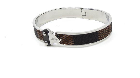 Bracelet motif serpent