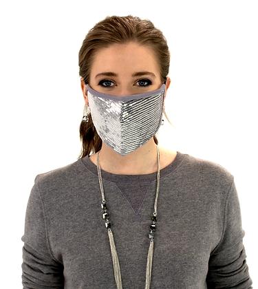 Masque facial pour adultes / paillette MF-42