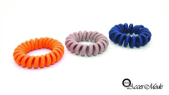 Élastique 3 couleurs