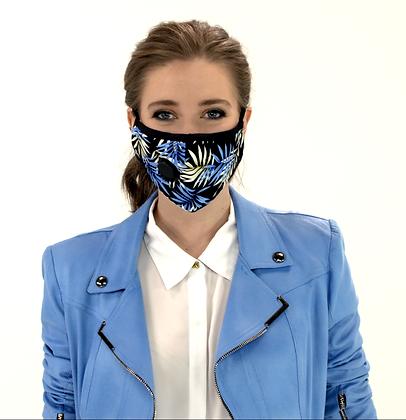 Masque facial pour adultes avec valve MF-35