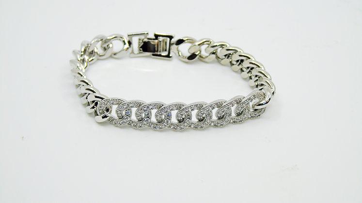 Bracelet grosses mailles