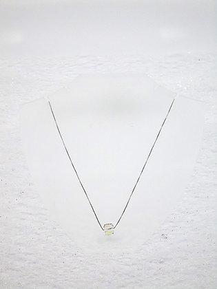 Collier cristal avec éléments Swarovski