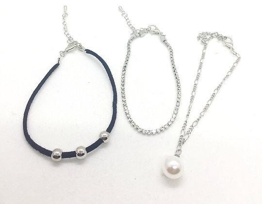 Trio bracelets