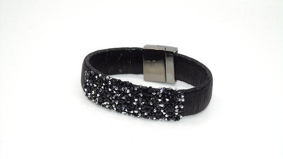 bracelet pierres brillantes