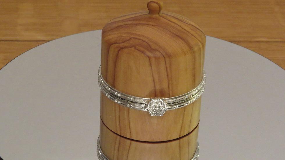 Olivewood Ring Box