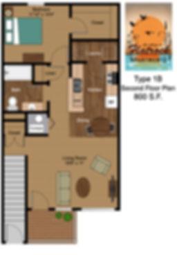 1 Bedroom - 2nd Floor.jpg
