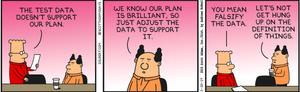 Ohýbání tréninkových dat