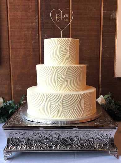 Ivory Lined Texture