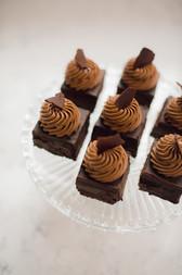 Chocolate Truffle Bars