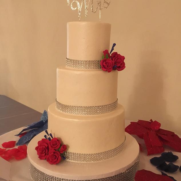 City Club Raleigh Wedding