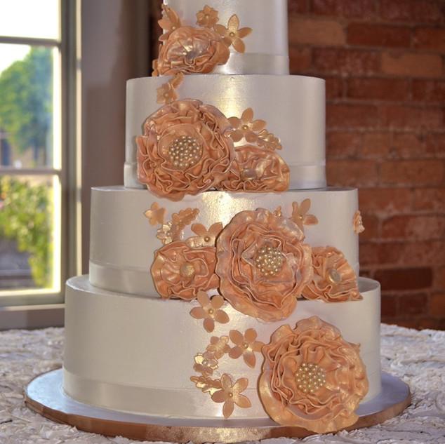 Golden Belt Wedding