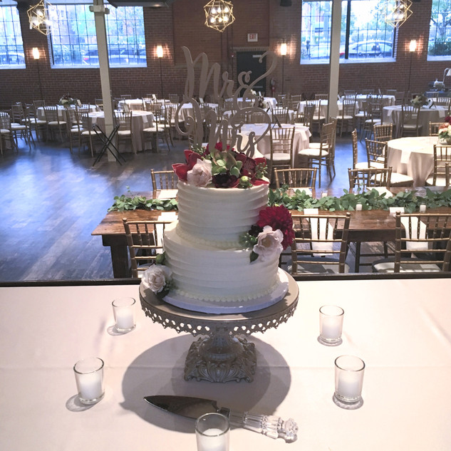 Byron's South End Charlotte Wedding
