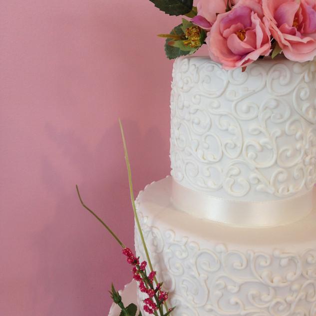 Cypress Manor at Cary Wedding (detail)