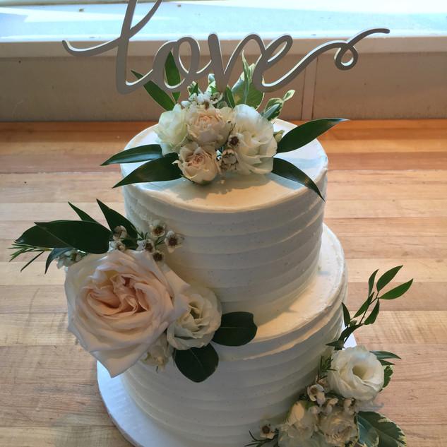 Durham Armory Wedding