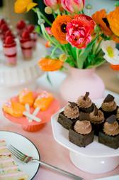 Dessert Buffet - Chocolate Truffle Bars