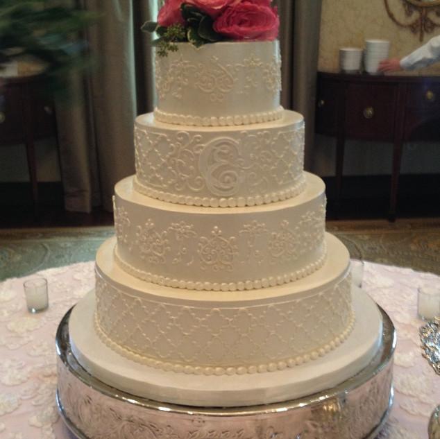 Washington Duke Wedding