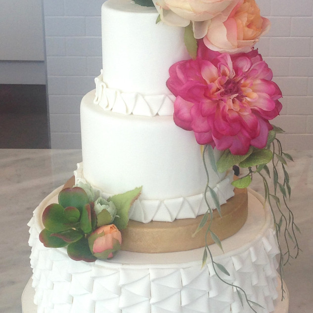 The Cotton Room Wedding