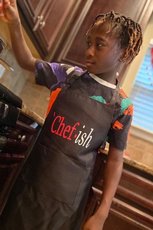 'chef-ish Kids Apron