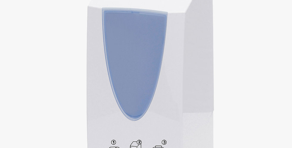 Seatsan Ellipse Auto Touch-free toilet seat sanitising foam dispenser