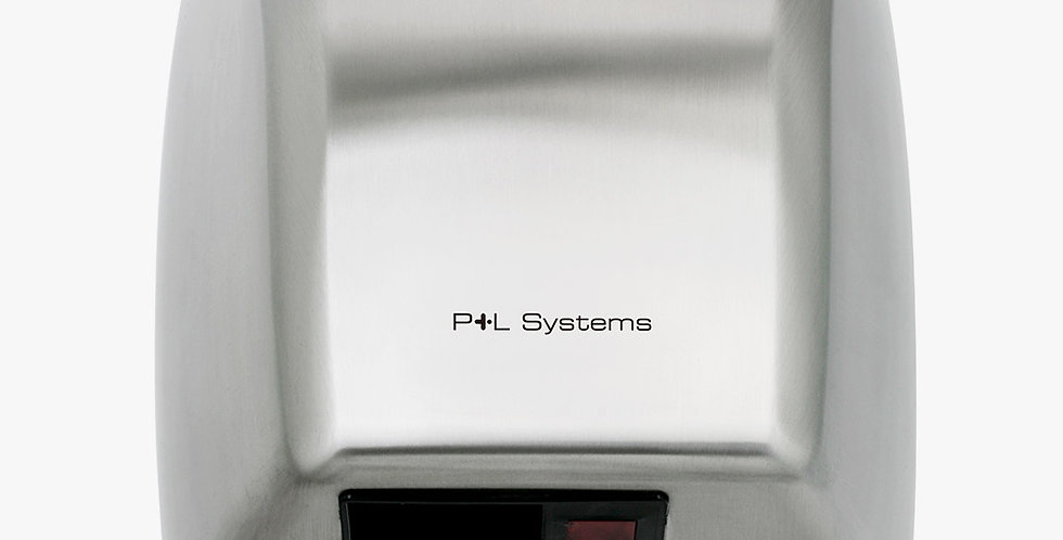Hand Dryer Brushed Stainless Steel