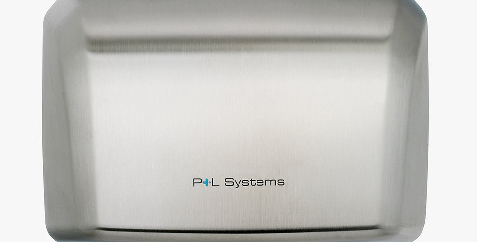 Premium Hand Dryer 1000w Brushed Stainless Steel