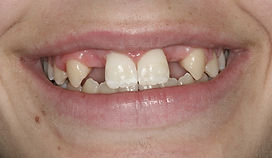 Smile during work by Porteous and Burke Dentistry