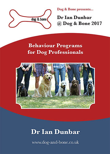 Behaviour Programs for Dog Professionals