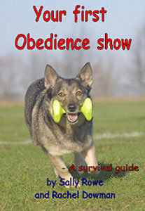 Your First Obedience Show