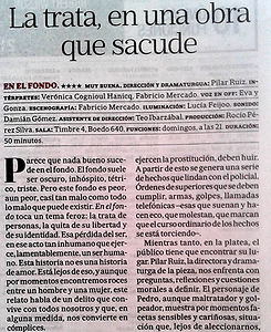 En el Fondo. De Pilar Ruiz