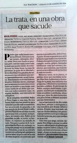 La Nación Espectáculos.