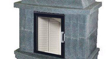 Облицовка для камина из талькохлорита Hotta RC1 45x57 К
