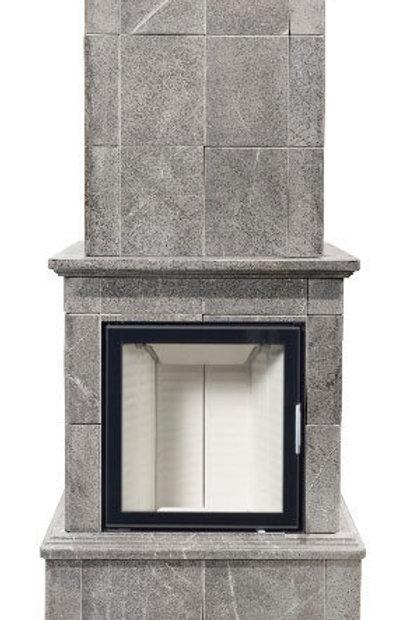 Облицовка для камина из талькохлорита Hotta GH1 55x57 К