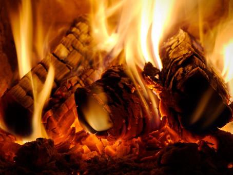 Разводим огонь правильно
