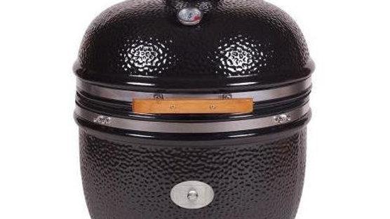 Керамический гриль Monolith Le Chef XL чёрный