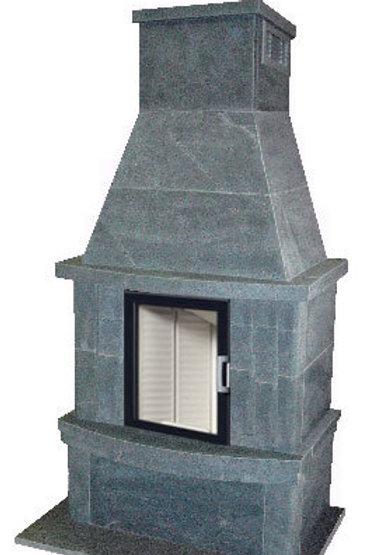 Облицовка для камина из талькохлорита Hotta RC2 55x57 К