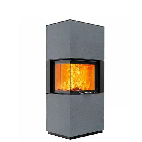 Дизайнерский камин Austroflamm Jay 69 (Термобетон)