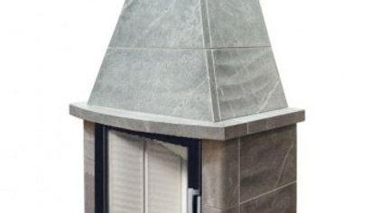 Облицовка для камина из талькохлорита Hotta RC3 45x57 К