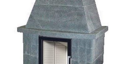 Облицовка для камина из талькохлорита Hotta RC2 45x57 К