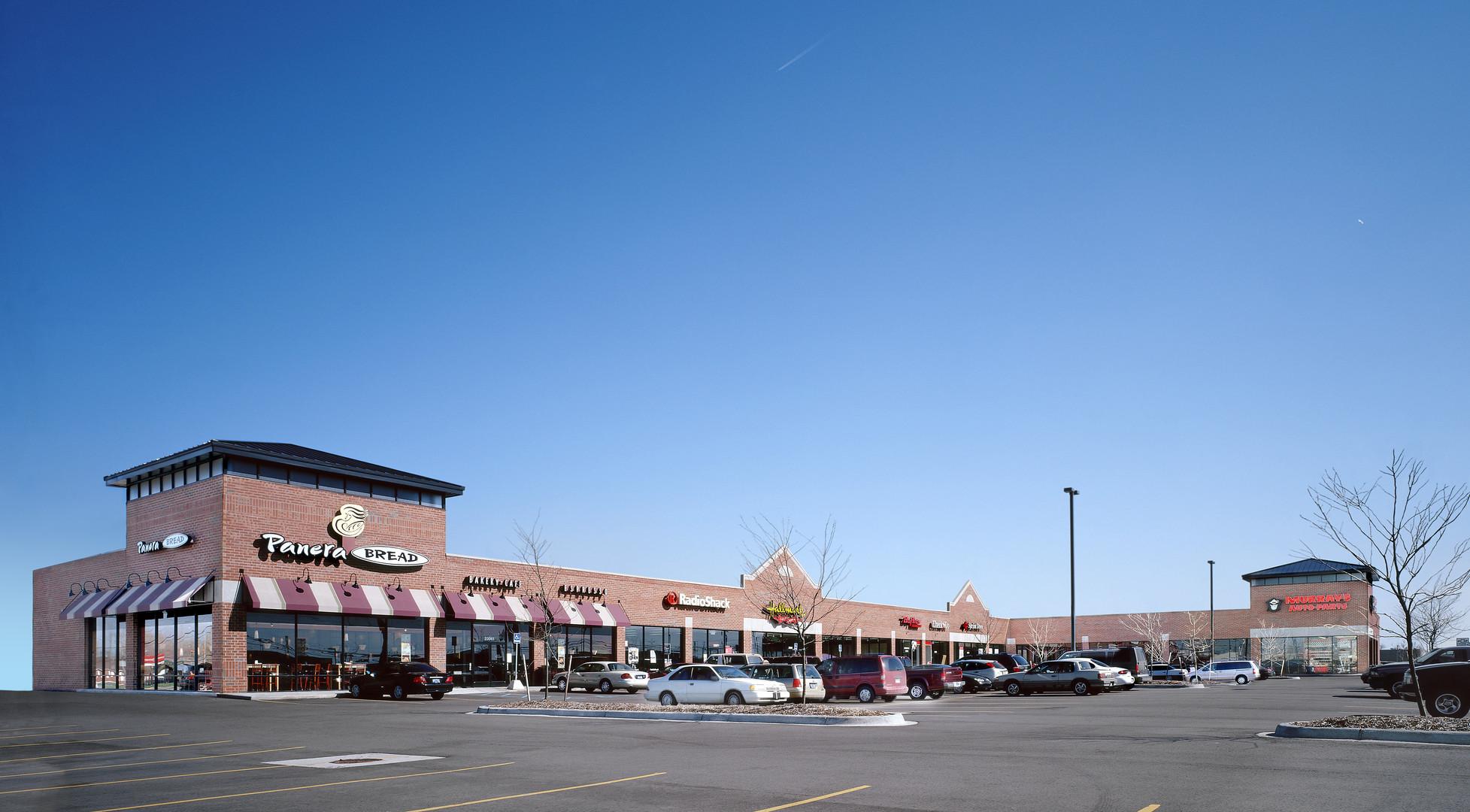 West Allen Plaza
