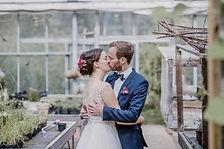 Hochzeit im Hesperidengarten in Regensburg
