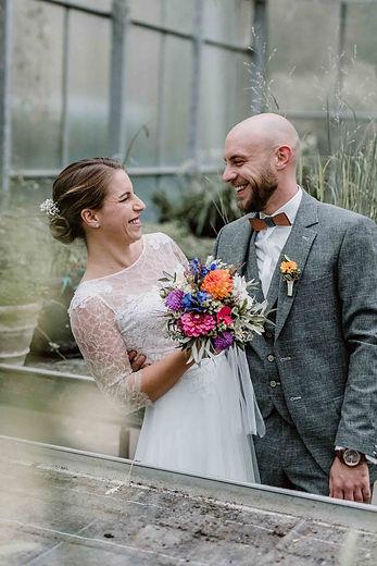 Brautpaar in Regensburg
