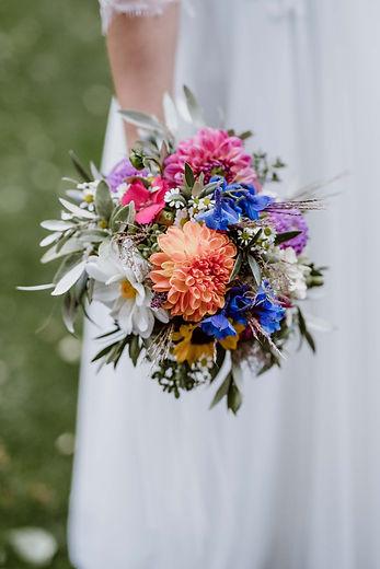 Blumenstrauß Hochzeit Regensburg