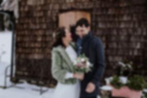 Romantische Hochzeitsbilder in Bodenmais