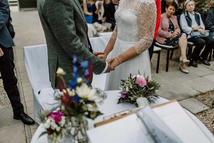 Heiraten im Hesperidengarten