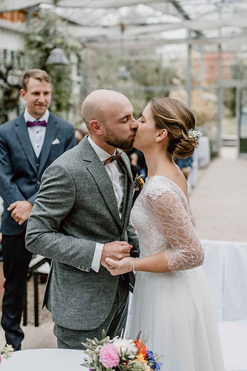 Hochzeitsfotograf Hesperidengarten