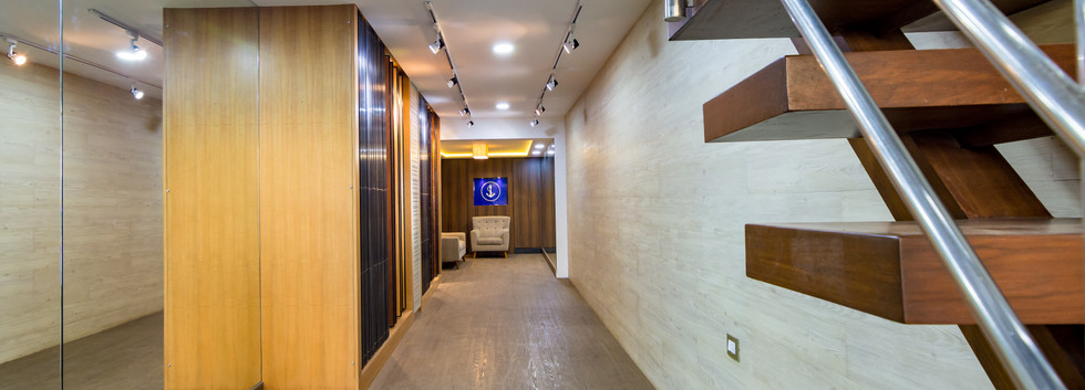 Indian Plywood Showroom