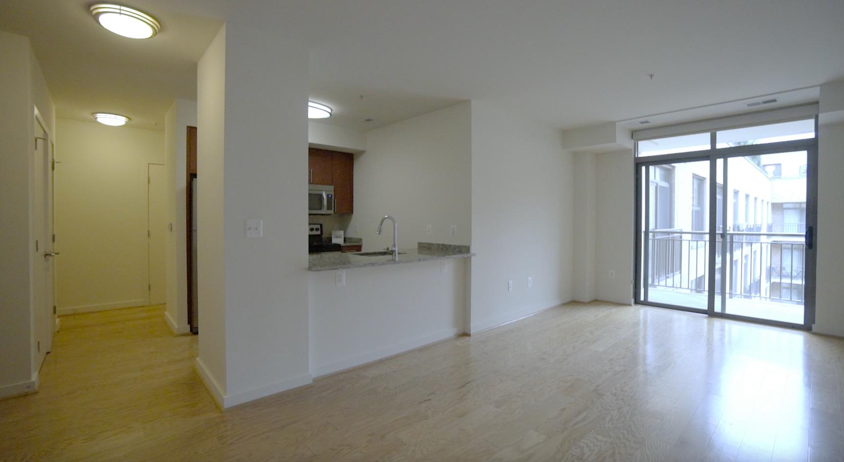 1 Bedroom with Balcony