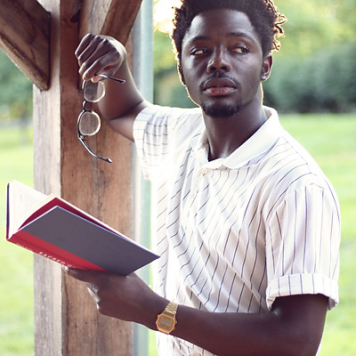 Mamadou Barry (Photoshoot)