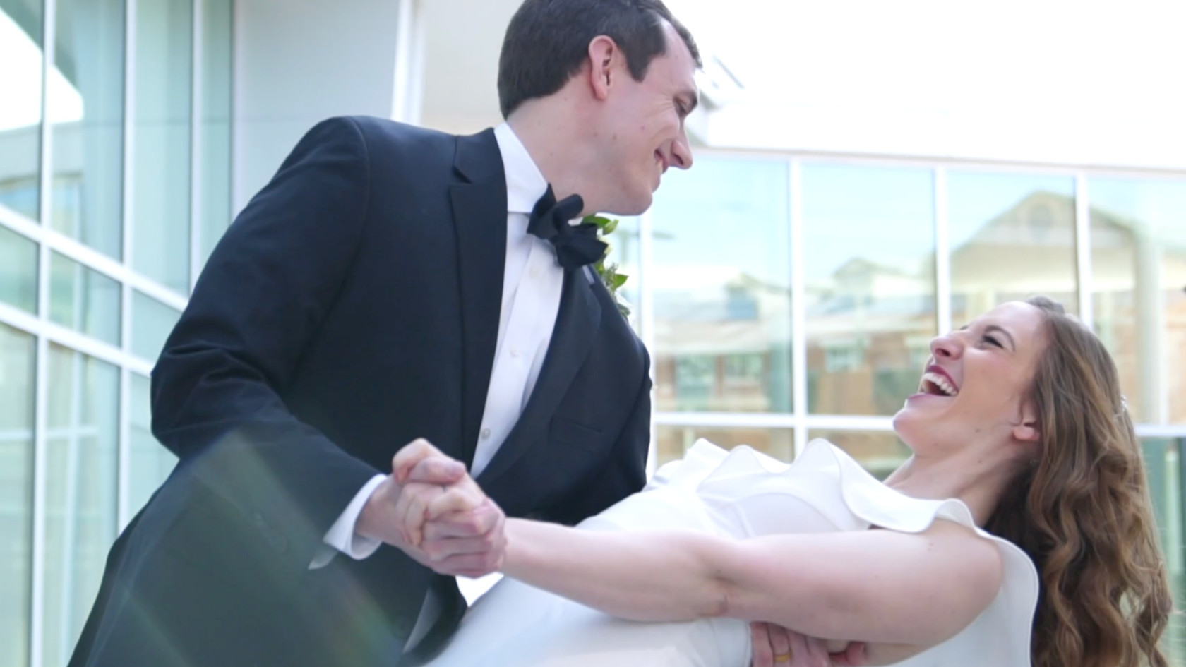 Brenna & Tim Thorpe Wedding Highlight Film