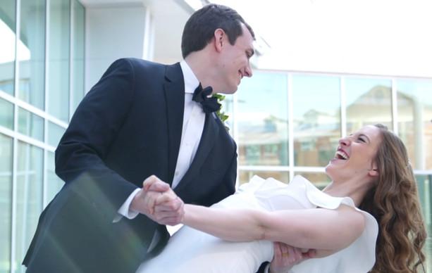 Brenna & Tim Thorpe Wedding Highlight Film